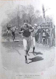 Le 23 juin 1894, à Paris, le baron Pierre de Coubertin fonde le Comité international olympique. #éphéméride