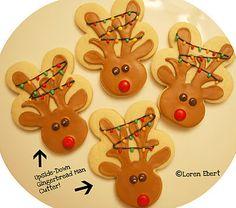The Baking Sheet: Reindeer