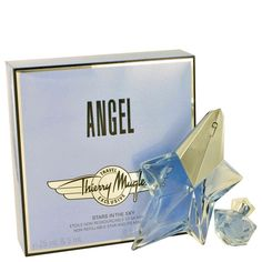Angel Perfume by Thierry Mugler, Not every perfume is as painstakingly created as this one . Only the best are created by experts in laboratories and tested over and over again until they are perfect.