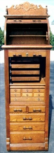 old dental cabinet; would be great as a jewelry supply cabinet