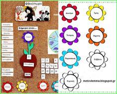 Με το βλέμμα στο νηπιαγωγείο και όχι μόνο....: Ημερολόγιο τάξης Preschool Special Education, Kindergarten, Calendar, Blog, Decor, Decoration, Kindergartens, Blogging, Life Planner