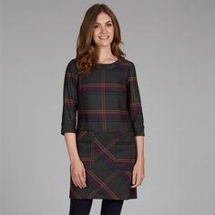 Laura Ashley Check Pocket Tunic #lauraashleystyle