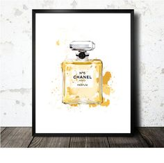 Chanel print sheet printable in A4 size. Instant by decopared