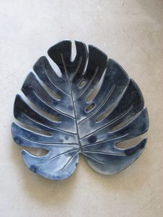 cerámica artistíca: costilla de adan