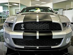 Lithia Ford Lincoln of Fresno.  Ford Mustang GT500  http://www.lithiafordoffresno.com/used-inventory/index.htm?make=Ford&model=Shelby+GT500&normalBodyStyle=&engine=&normalDriveLine=&odometer=&category=&referrer=%2Fused-inventory%2Findex.htm&lastFacetInteracted=