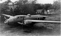 Japanese G4M Betty bomber