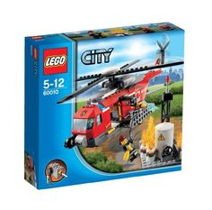 Lego City 60010 Fire Helicopter ** Check out the image by visiting the link.Note:It is affiliate link to Amazon. #2017