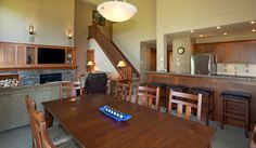Spacious Dining Area for 8