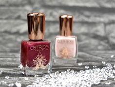 Catrice - 'Victorian Poetry' - Berry British nail polish