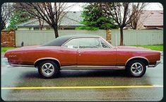 1964-74 Pontiac GTO History by Dan Jedlicka
