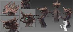 ArtStation - 3DGame QQ 66012259, Lei Liao