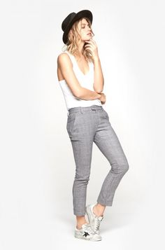 Straight Leg Pant by Band Of Outsiders