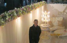 Diverse bruids arrangementen.