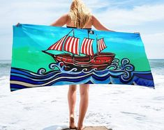 She painted this ship because she loves pirates. Nicole has such a fun imagination! California Surf, Skate Surf, Pirate Theme, Surf Style, Pirates, Imagination, Love Her, Surfing, Outdoor Blanket