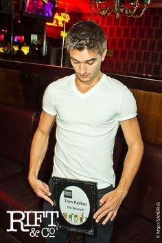 Tom Parker (THE WANTED) @ Rift&Co Watford - 23.08.14
