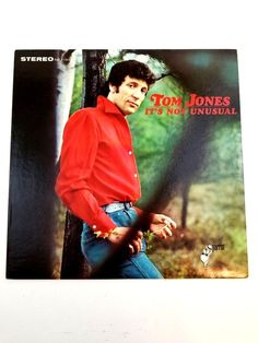 """The most successful artists on the label were Tom Jones, Engelbert Humperdinck, and Savoy Brown, with these three artists accounting for almost of the 69 albums issued. Tom Jones was famously known for singing """"Its Not Unusual"""" in The Power Of Music, Kinds Of Music, Lp Album, Album Songs, Debut Album, Tom Jones Albums, What's New Pussycat, Karaoke Songs, Vintage Vinyl Records"""