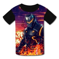 0db6c8c18638 fortnite Epic Omega Kids Fashion 3D Printing Short Sleeve Tshirts for Boys  Girls * Continuously the
