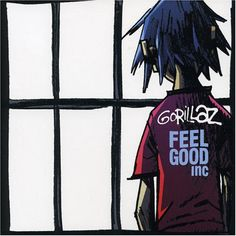 ((Open rp, I'll be my oc Willow McFly, whom I ship 2-D with(i think 2-DxNoodle is adorable but I've already created a fanfic for the two of them soooo))) *walks beside him* What are you looking at? *sees a blue box* Huh? Art Gorillaz, Gorillaz Wiki, Gorillaz Noodle, Heavy Metal, Folk Rock, Sunshine In A Bag, Demon Days, Damon Albarn, Jamie Hewlett