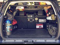Overland 4runner, Overland Gear, Toyota 4runner Trd, Pajero, Tactical Truck, Jeep Wj, Cherokee, Custom Car Interior, Truck Mods