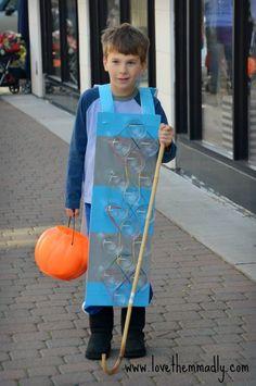 The Rainbow Loom Costume #toy #kid #child