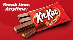 Next, do you have a peanut allergy in your grade or class? Well if you do Kit Kat doesn't have peanuts like Reeses. So you could bring it for a birthday snack or for a Halloween party because it doesn't have peanuts. American Chocolate, Best Chocolate, How To Make Chocolate, Chocolate Lovers, Chocolate Bars, Kit Kat Candy, Kit Kat Bars, Birthday Snacks, Peanut Allergy