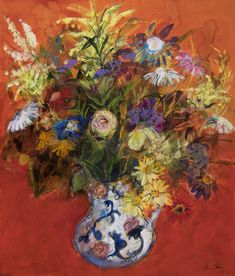 Welcome to Duncan Miller Fine Arts, London Elisabeth Frink, John Duncan, Henry Moore, Various Artists, Summer Flowers, Paintings For Sale, Contemporary Artists, Beautiful Flowers, Ann