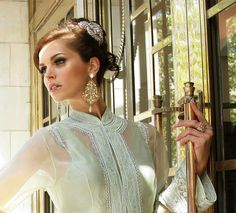 """Wedding dress """"Oriental Coat """" by The State of Grace  id437"""