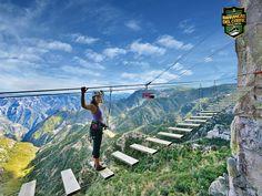 INFORMACIÓN BARRANCAS DEL COBRE te dice Los sitios más recomendables para realizar caminata son: La Barranca de Candameña en donde se localizan las cascadas más altas de México, Basaseachi y Piedra Volada; La Cascada de Cuzárare, la Barranca de Urique (zona de Cerocahui); la Barranca del Cobre, la Barranca de Batopilas, la Barranca de la Sinforosa cerca de Guachochi,. http://www.chihuahua.gob.mx/turismoweb/