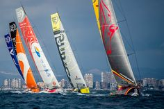 New era for Volvo Ocean Race ready to set sail | Sport | 3 News