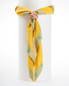 Scarves, Detecting (yellow) - Scout scarf - Shirts and brands