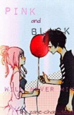 Pink and Black Will Never Mix ||Zane~Chan|| by they are opposites •v•