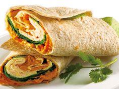 Thai Tuna Salad Cabbage Wraps | recipes: lunch ideas (sandwiches ...