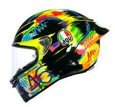 Motorcycle Helmet Design, Bicycle Helmet, Bike, Agv Helmets, Racing Helmets, Valentino Rossi Helmet, Full Face Helmets, Car Wrap, Motogp