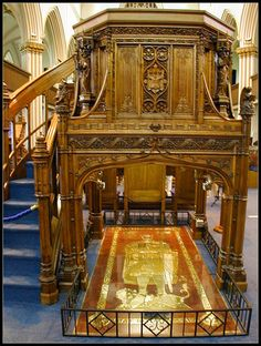 Tomb of Robert the Bruce~Scotland