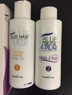 Blue Cirugia K-Pilar Professional Use and Clarifying Shampoo (4 oz) -- You can get more details by clicking on the image.
