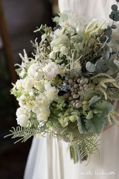 """I like """"berry"""" looking pieces added for color Wedding Table Flowers, Bride Flowers, Bride Bouquets, Floral Wedding, Colorful Flowers, Green Flowers, Hand Bouquet, Floral Arrangements, Marie"""