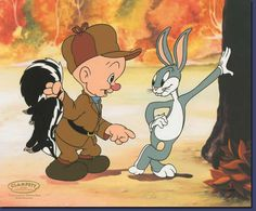 BUGS BUNNY SHOW (60'-'75) ~ what kid didn't watch this? Bugs with Elmer Fudd. You always knew SOMETHING was going to happen!!!