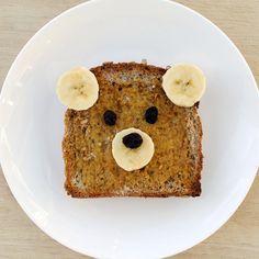 Teddy Bear Toast http://bit.ly/H3PCdQ