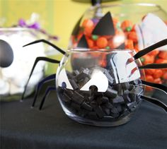 Project Center - Halloween Candy Jars