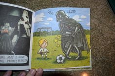 Darth Vader and Son: Jeffrey Brown: 9781452106557: Amazon.com: Books