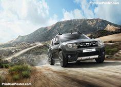 Dacia Duster 2014 poster, #poster, #mousepad, #Dacia