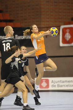 Korfball competition