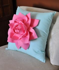 This Etsy shop has the cutest throw pillows!!!  I love them all!  $35.