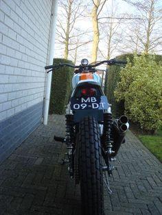 Motorfiets restauratie