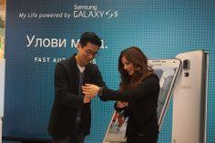 #GalaxyS5