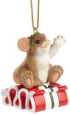 Enesco Charming Tails Gift One Sweet Ride Ornament, 2-Inch Enesco http://www.amazon.com/dp/B00IDYUH30/ref=cm_sw_r_pi_dp_vZsywb1BG0VE6