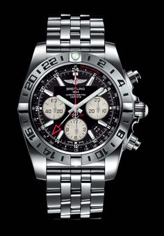 Chronomat 44 GMT R - Breitling - Instruments for Professionals