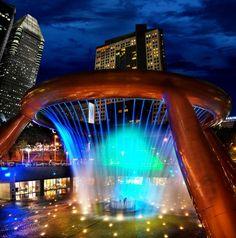 10 phenomenal public fountains: Well-kept secrets