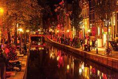 Redlight Destrict of Amsterdam