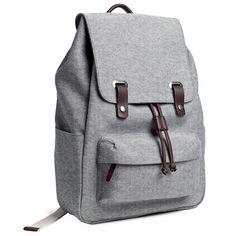 Everlane - The Snap Backpack Reverse Denim